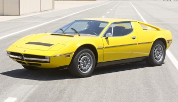 Maserati Merak USA