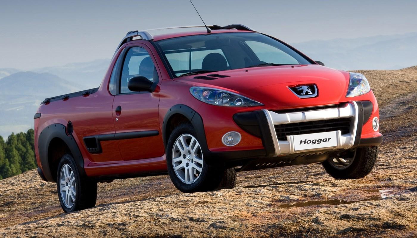Peugeot 207 Hoggar 2010