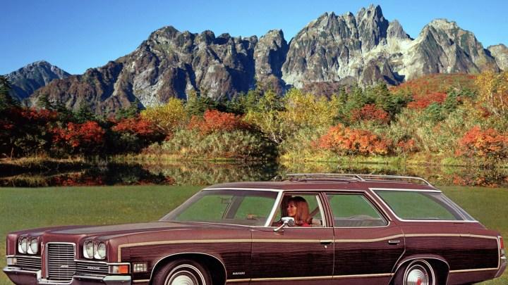 Pontiac Safari construit à partir de son confrère le Chevrolet Nomad