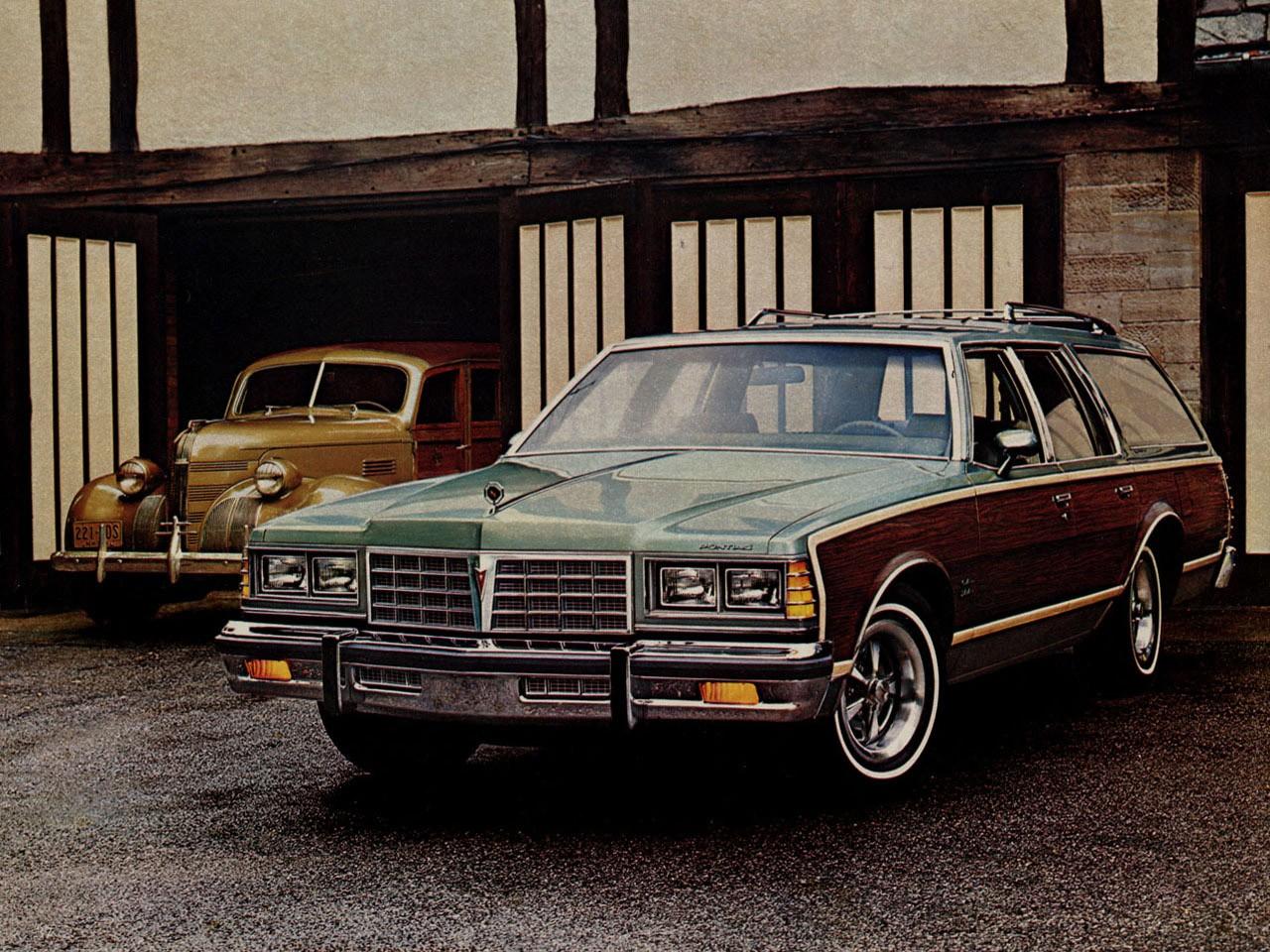 Pontiac Catalina Safari 1977