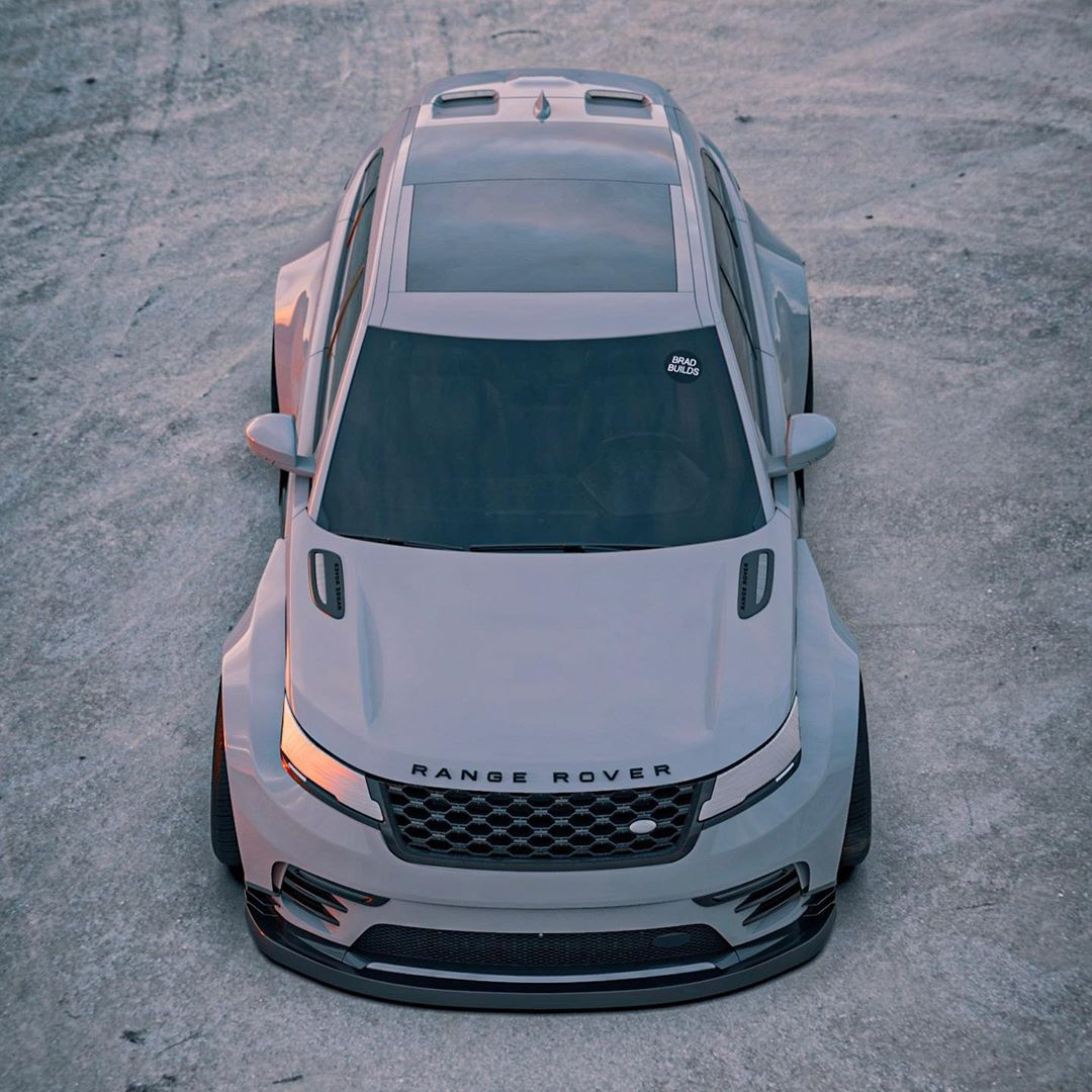 Range Rover Velar BradBuilds