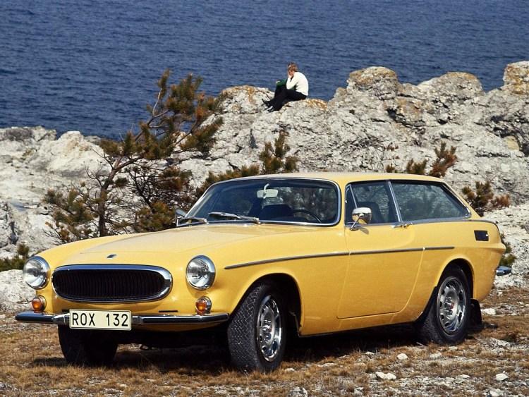 Volvo 1800 ES 1972-1973