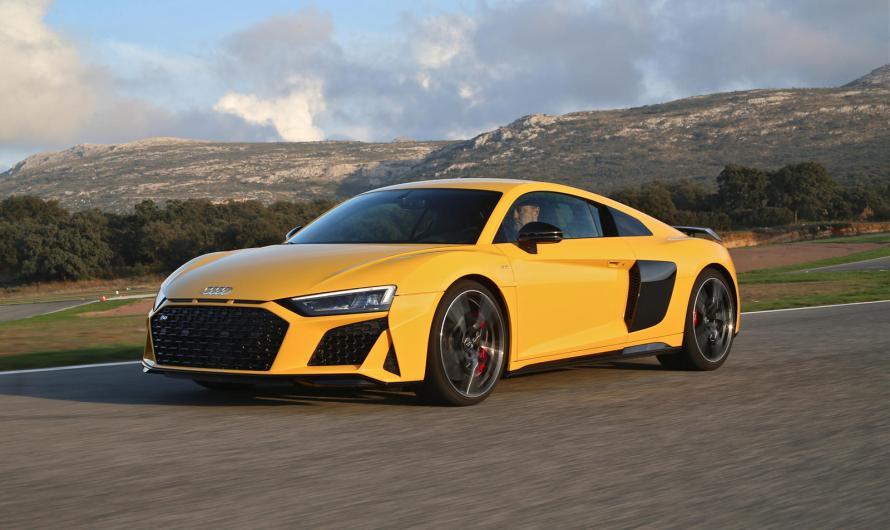 Audi R8 Coupé 2020 – La supercar de tous les jours s'améliore encore