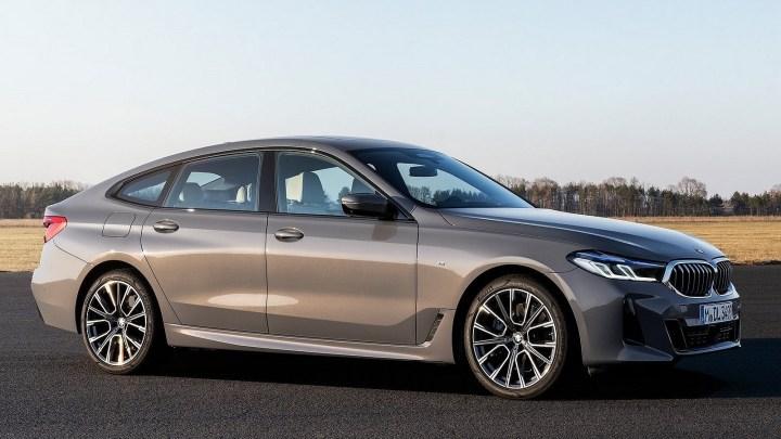 BMW Serie 6 GranTurismo 2021 – Conçue pour les exigences élevées