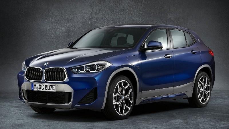 BMW X2 xDrive25e 2020 – Innovation et connectivité au rendez-vous