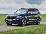 BMW X7 M50i 2020 – Réarrangement mineur et fonctionnalités standard