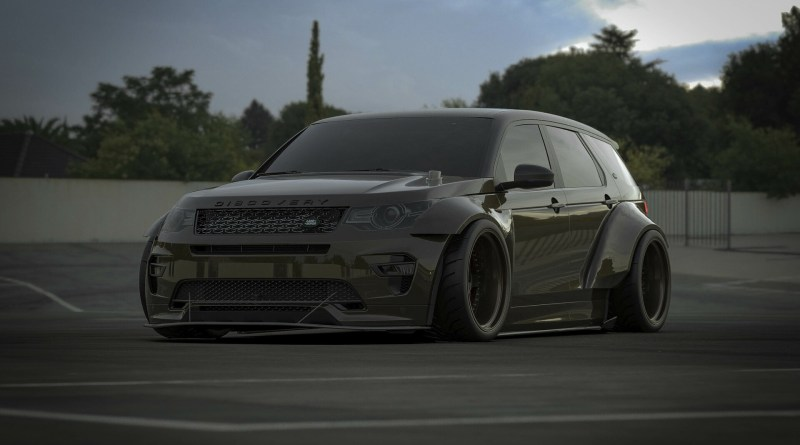 BradBuilds - Land Rover Discovery