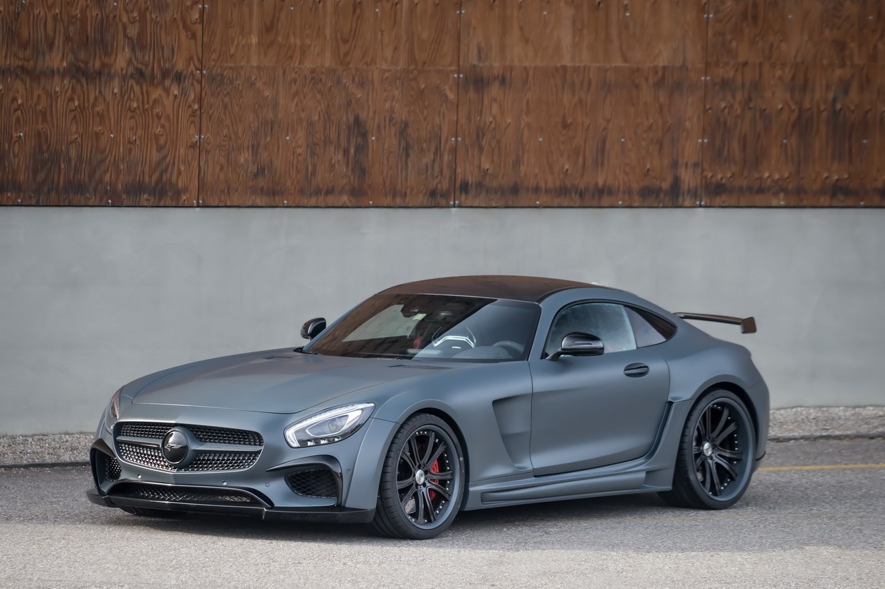 FAB Design AREION Mercedes AMG GT S 2017