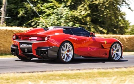 Ferrari F12 TRS 2014