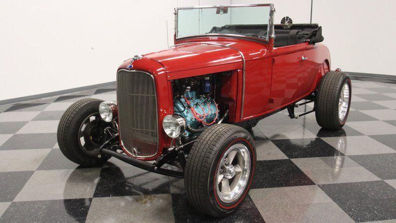 Ford Highboy Roadster 1931 – Elle a des améliorations intéressantes,