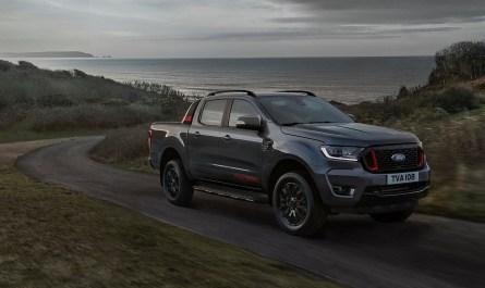 Ford Ranger Thunder Edition 2020