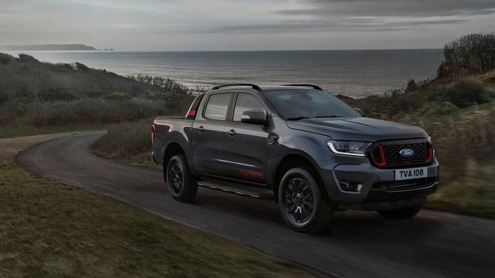Ford Ranger Thunder Edition 2020 apporte du style et des améliorations