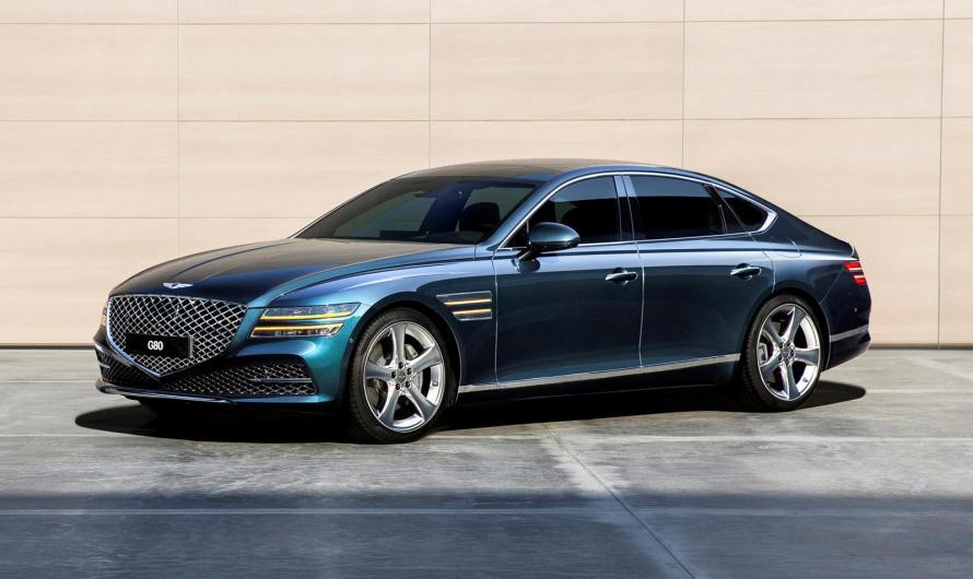 Genesis G80 2021 – La nouvelle berline de luxe est pleine de technologie.