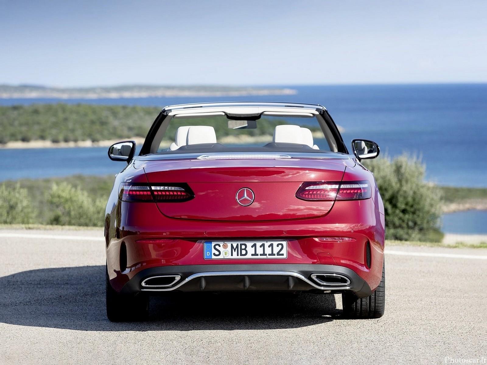 Mercedes Classe E Cabriolet 2021