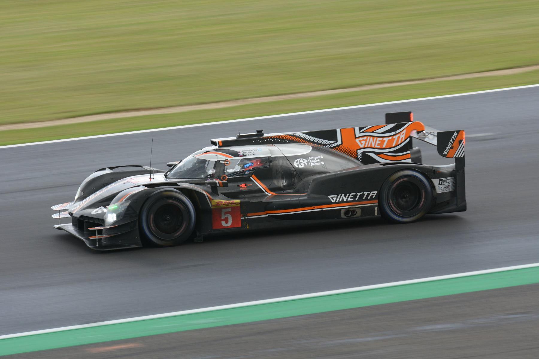 WEC Silverstone 2019 - Ginetta G60-LT-P1-AER - Team LNT