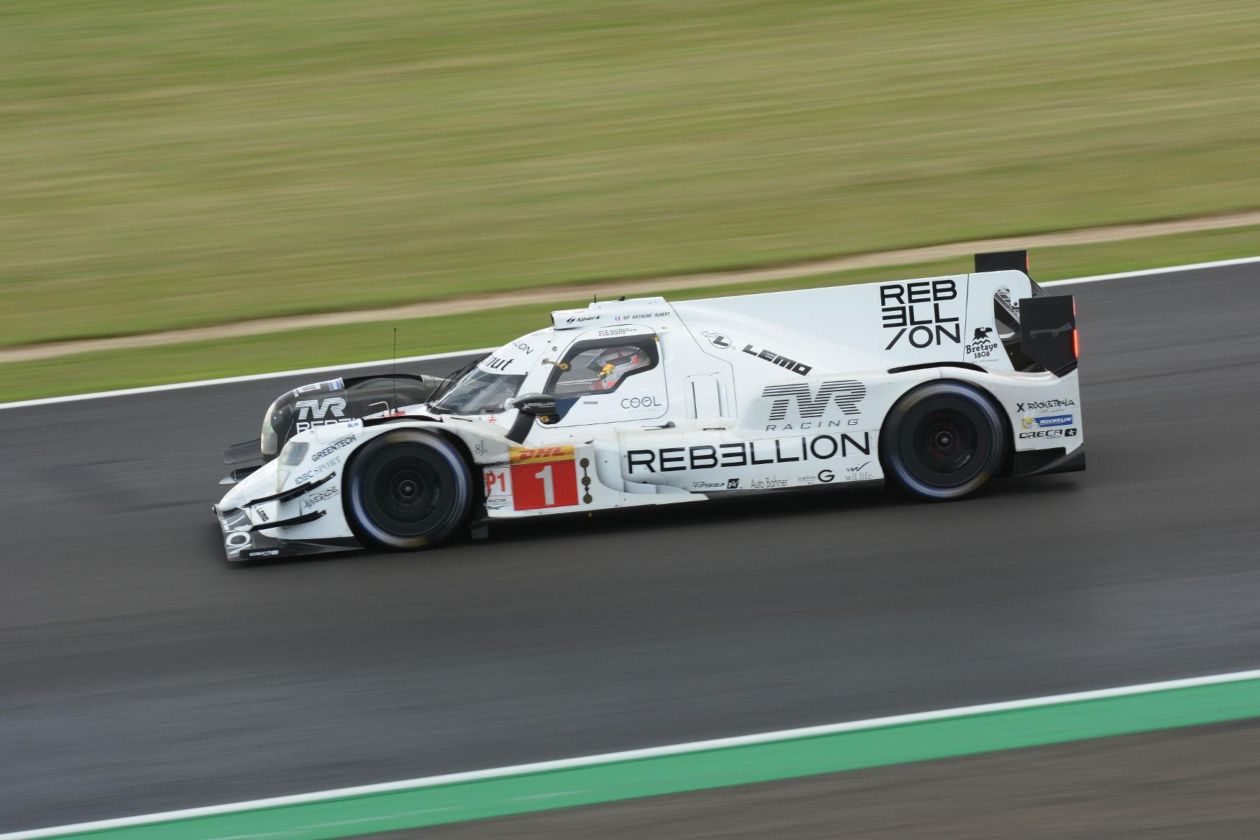 WEC Silverstone 2019 - Rebellion R13-Gibson - Team Rebellion