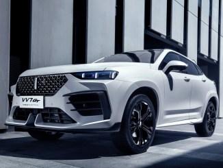 Wey VV7 GT Brabus 2020