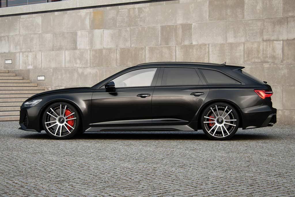 Wheelsandmore Audi RS6 Avant 2020
