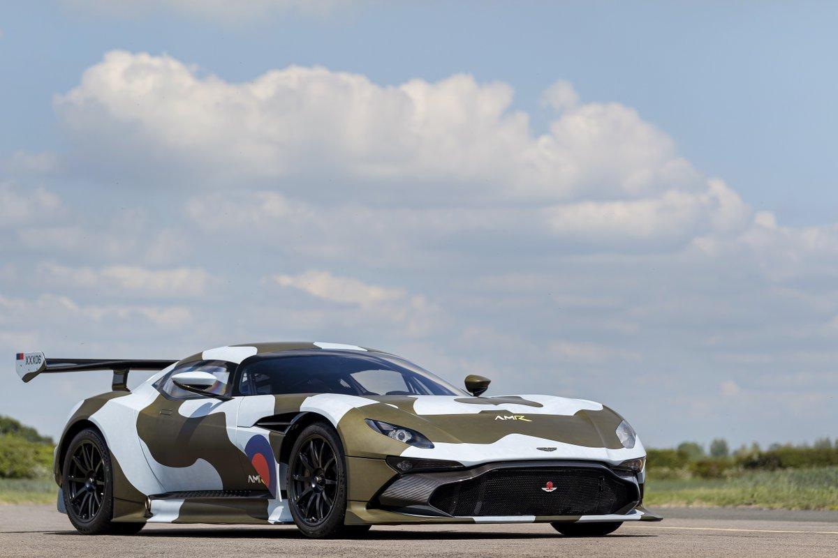 Aston Martin Vulcan Gumball 3000