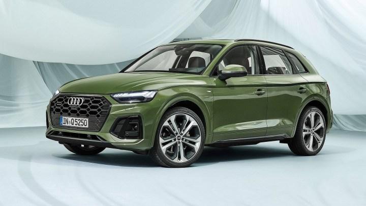 Audi Q5 2021 – Plus puissant, nouveau look et une meilleure technologie