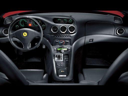 Ferrari 550 Maranello 2001