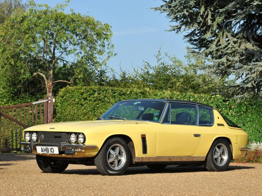 Jensen Interceptor III 1971