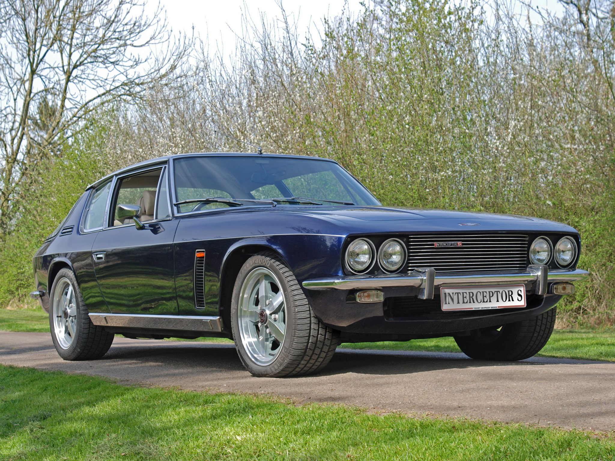 Jensen Interceptor S 2007