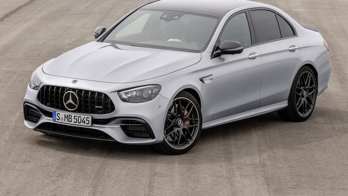 Mercedes-AMG E63 2021 – La plus intéressante de tous les temps