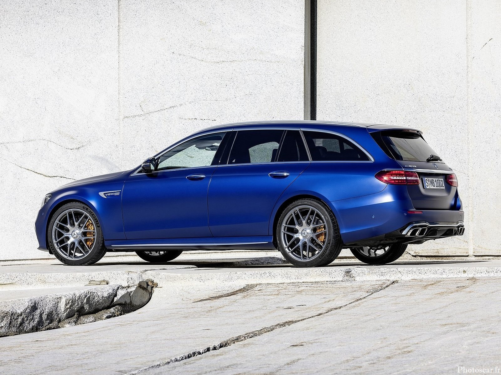 Mercedes-AMG E63 Estate 2021