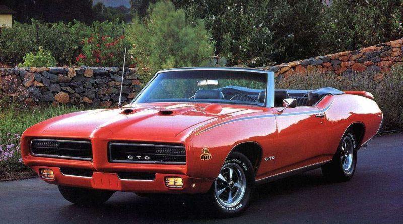 Pontiac GTO Convertible The Judge