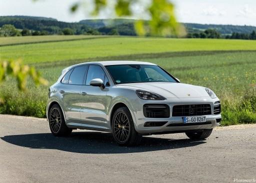 Porsche Cayenne GTS 2020