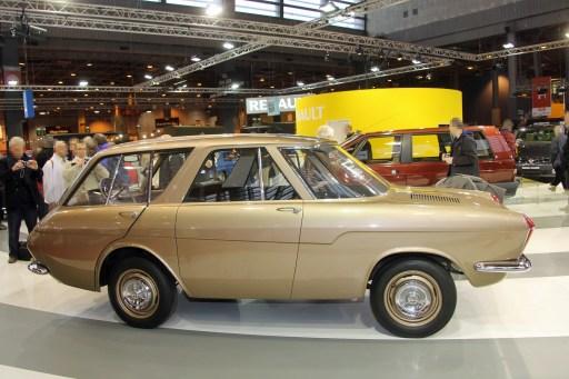 Renault Projet 900