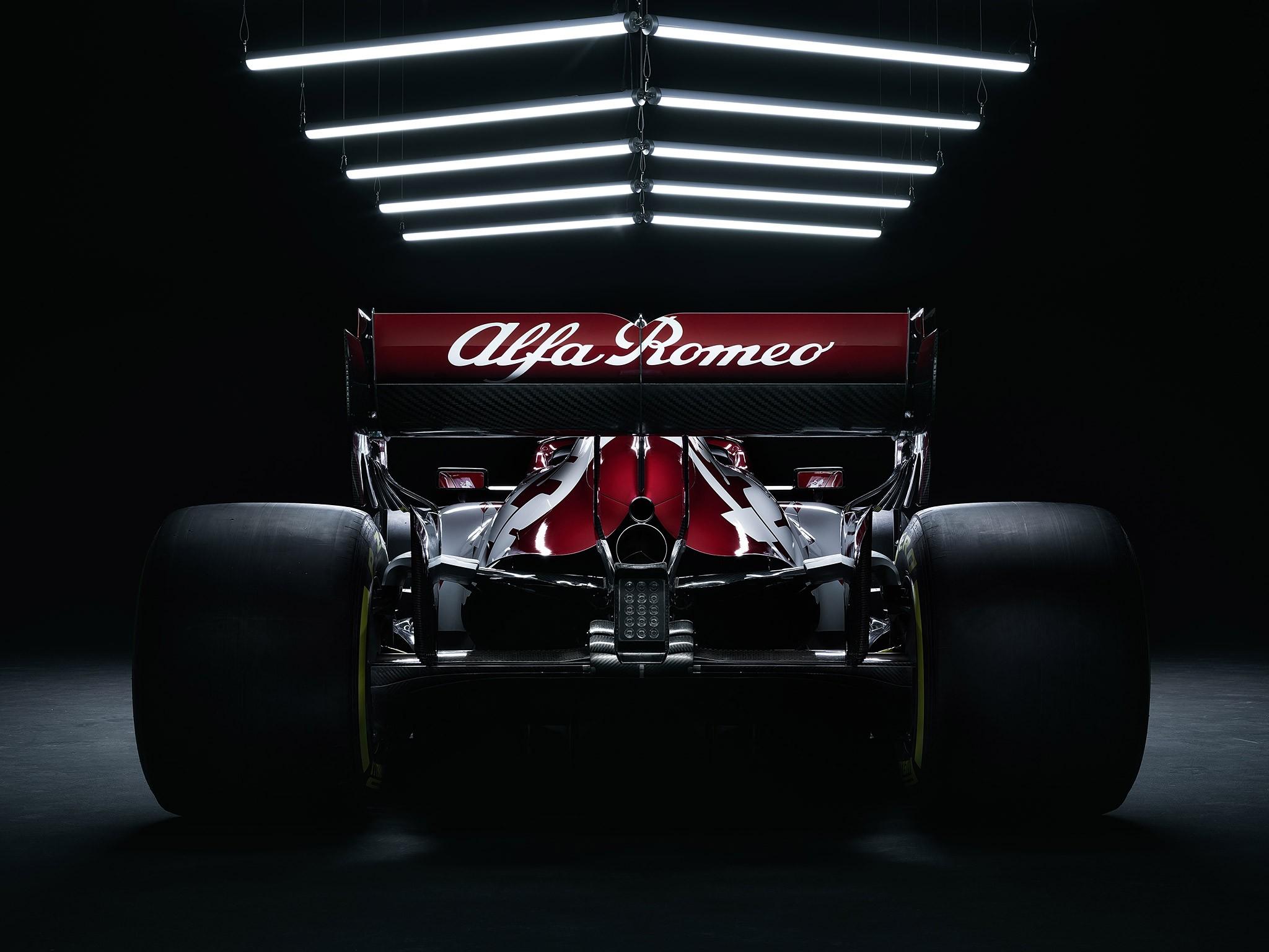 Alfa Romeo C39 2020