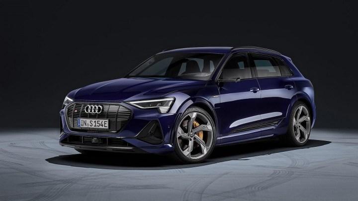Audi e-tron S et e-tron S Sportback 2021 avec trois moteurs électriques