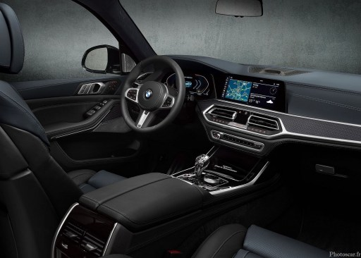 BMW X7 Dark Shadow Edition 2021