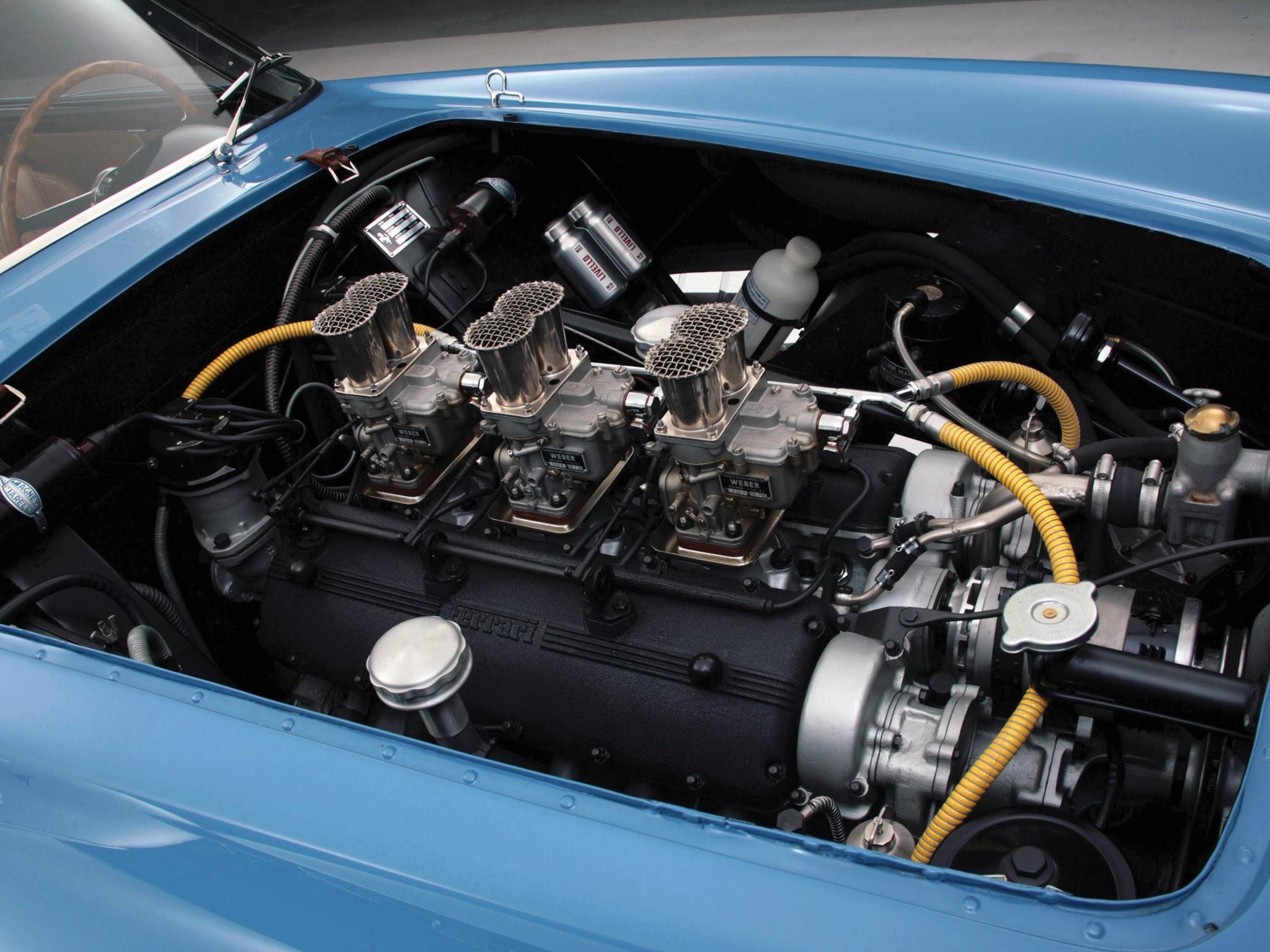 Ferrari 250 GT Berlinetta TDF 1956