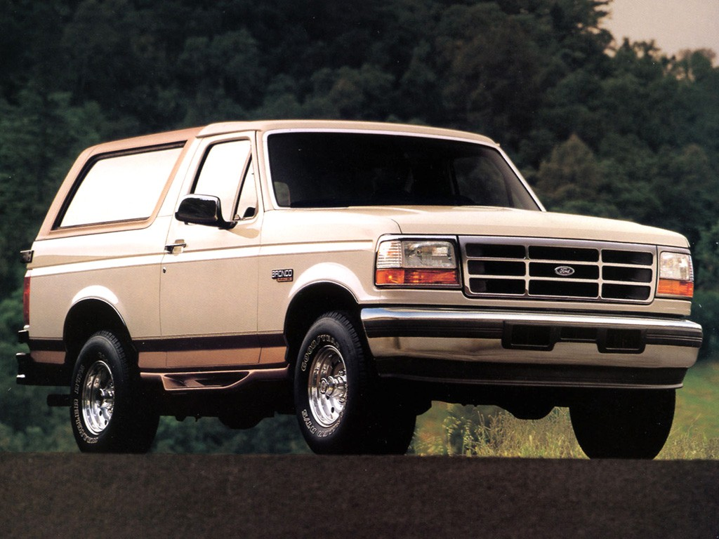 Ford Bronco 1992