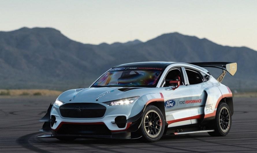 Ford Mustang Mach-E 1400 Concept 2020 – Entièrement électrique