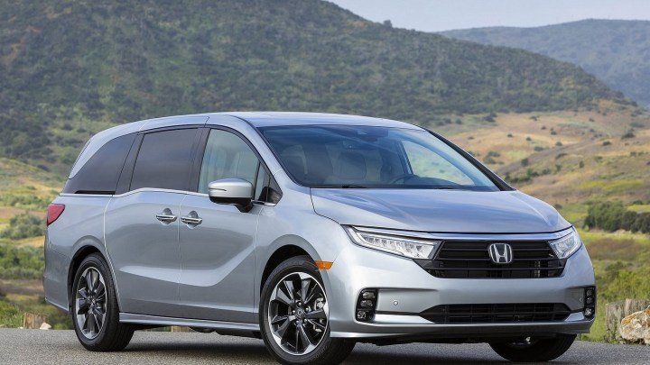 Honda Odyssey 2021 – Meilleur véhicule familial jamais construit