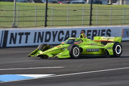 Indycar 2020 - Simon Pagenaud