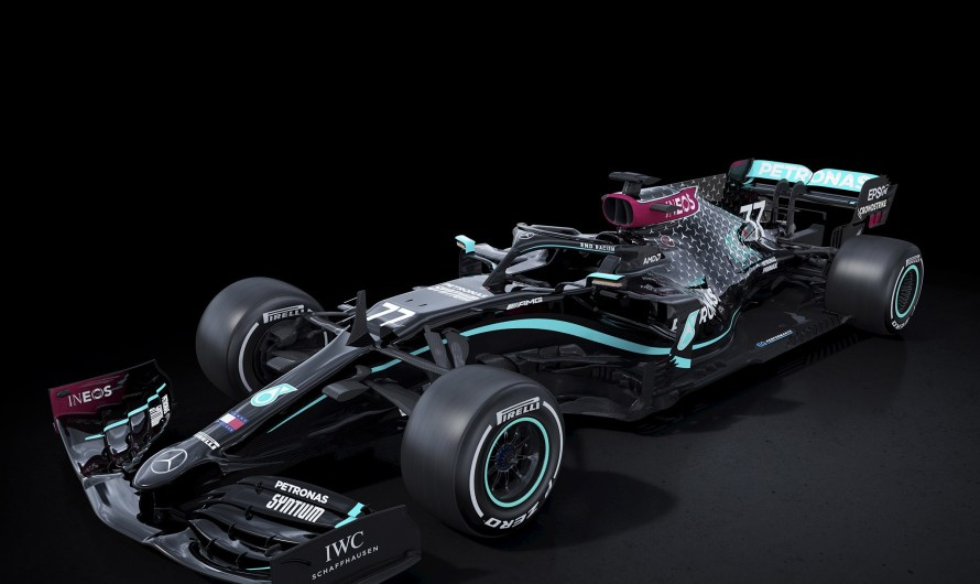 Mercedes-AMG W11 EQ Performance 2020, future championne du monde