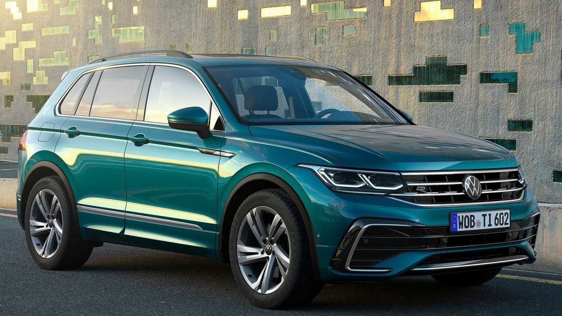 Volkswagen Tiguan 2021 – Un nouveau style et une nouvelle technologie