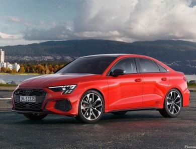 Audi S3 2021 – Une offre en version Sportback et berline