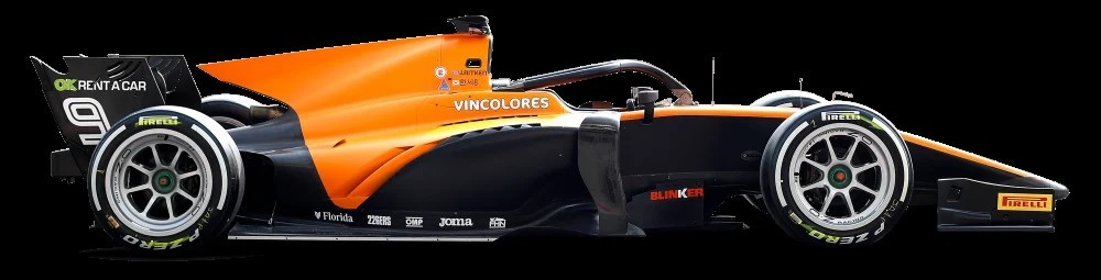 Formule 2 2020 - Campos