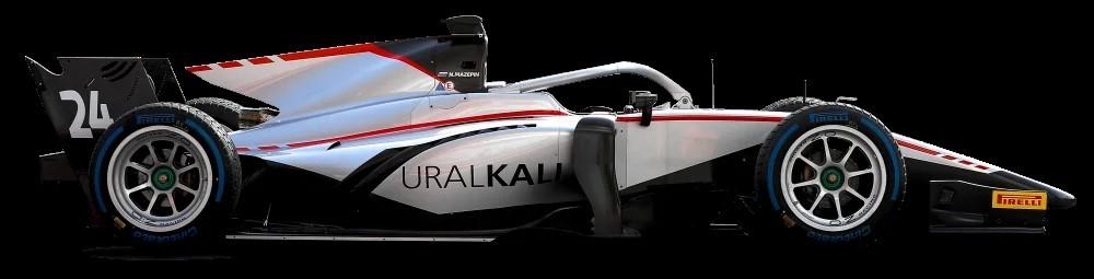 Formule 2 2020 - Hitech