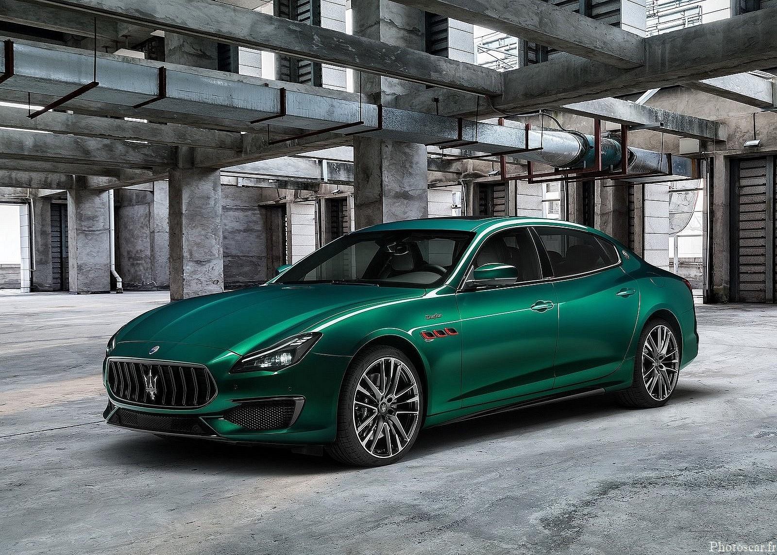 Maserati Quattroporte Trofeo 2021