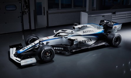 Williams FW43 2020