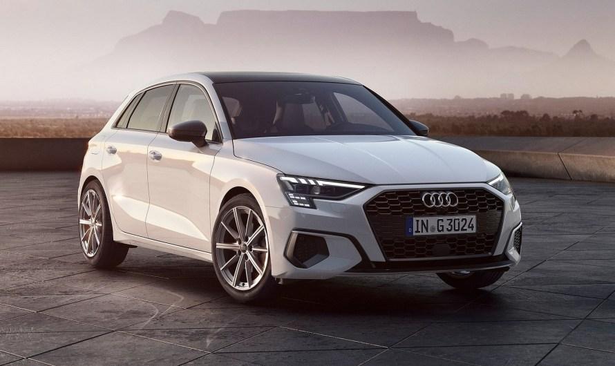 Audi A3 Sportback 30 g-tron 2021 – Faibles coûts de carburant et émissions de  CO 2