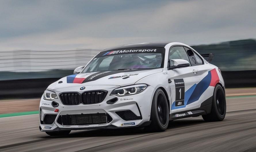 BMW M2 CS Racing 2020 – Une version uniquement conçue pour la piste.