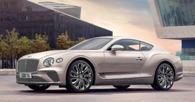 Bentley Continental GT Mulliner 2020
